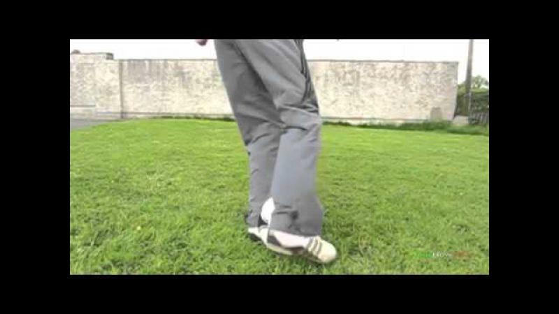 Как сделать радугу (финт) / How to make a rainbow feint