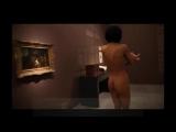 18+ Голая художница разгуливала по музею Германии. Ждут когда в ответ оголится '