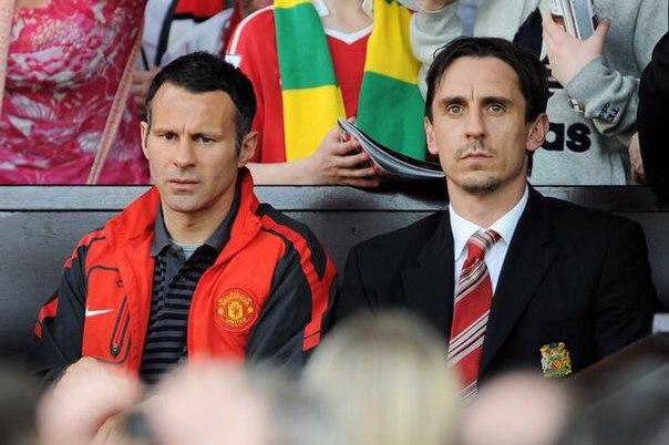 """Гари Невилл: я вообще не вижу себя тренером """"Манчестер Юнайтед"""""""