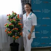 Балдуева Анжела (Дондопова)