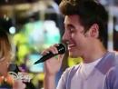 Violetta 3 - Violetta y Leon cantan 'Descubrí' y se besan (Show)_HIGH