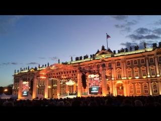 Евгений Ахмедов на Дворцовой 2015