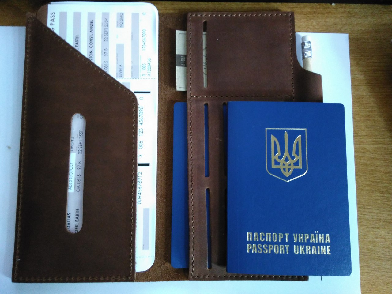 Другие - Украина: Обзор тревел-кейса 3.0 от БланкНот