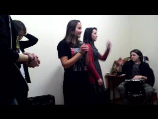 The Locomotion acoustic ( подвальная туса )