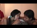 Две малолетние филиппинки делают минет по очереди (секс, тайланд, минет, проститутки, сосут, кончает, сперма)