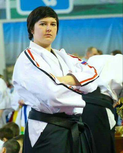 Дарья Валюкевич