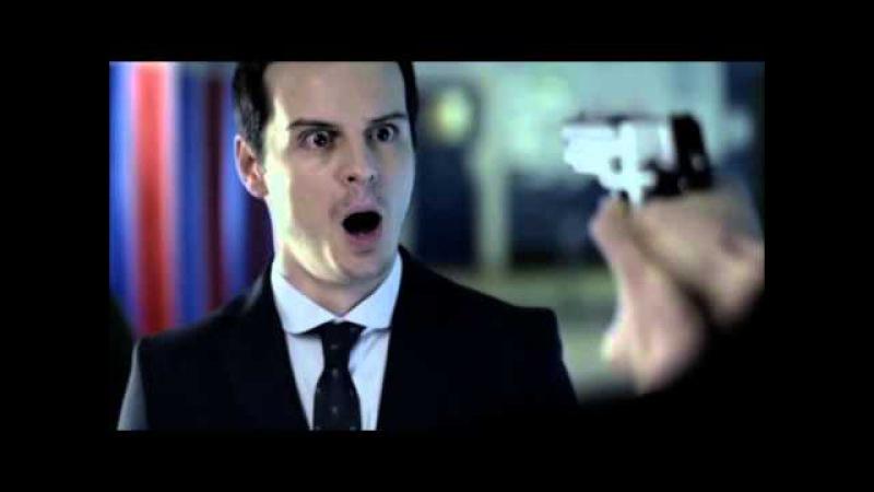 Superwholock ~ Crowley/Moriarty/Master ~