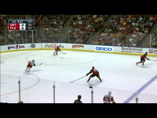 Gotta See It: Smith lays down an open-ice hit... on a ref