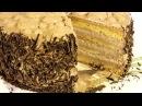 Торт Нежность со взбитыми сливками на шифоновом бисквите Подробный рецепт