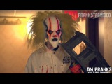Киллер Клоун - Возвращение в Лас Вегасе Пранк!