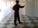 Танец дневального.56 ДШБ