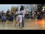 Tango Lesson Advanced Volcadas