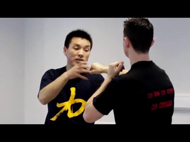 Lian Huan Quan Course - Session 2 - Ma Bu Block (Horse Stance Block)