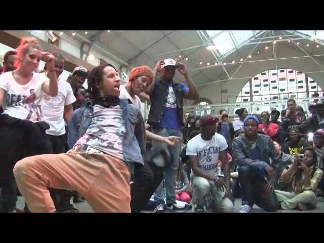 JAMSY FAM vs CRIMINALZ vs Real Underground @Hip Hop Vs Krump vol1 104