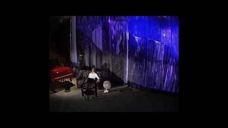 Алексей Ледяев «Разорванная завеса» (1996)