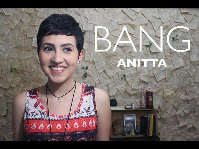 Bang (Anitta) | Álbum Novo | Joana Castanheira Cover Acústico