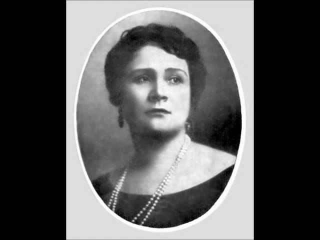 Н.Обухова Мой костёр/N.Obukhova P.Tchaikovsky Romance