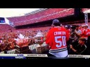 COREY CRAWFORD SPEECH 2015 CHICAGO BLACKHAWKS STANLEY CUP CHAMPIONSHIP RALLY F-BOMB RIGHT CHICAGO!