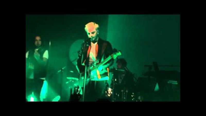 Lorenzo Fragola - Dangerous (Cover) LIVE in Senigallia