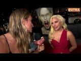 'American Horror Story Hotel' Premiere Lady Gaga, Ryan Murphy, Sarah Paulson, and More