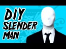 DIY Slender Man Costume