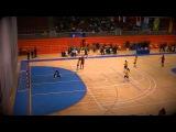 Rita Martins amazing goal futsal
