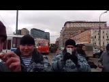 Автобус до Смоленска: рейдеры на Белорусском вокзале