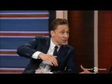 Tom Hiddleston on The Daily Show - October 14, 2015