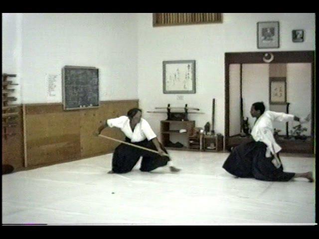 Kazuo Chiba Archie Champion 12 Jyo Basics from Kesa Review September 1989