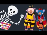 Halloween - A Haunted House on Halloween Night - Mother Goose Club Halloween Songs for Children