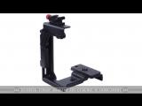 Yongnuo L-shape Г-образный кронштейн для установки накамерной вспышки на зеркальной камере с выносом