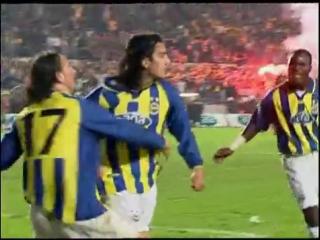 Fenerbahce Galatasaray 6-0