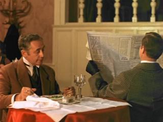 Приключения Шерлока Холмса и доктора Ватсона. (1986. Двадцатый век начинается. Серия 2).