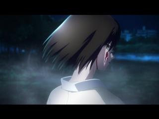 Граница пустоты: Сад грешников / Kara no Kyoukai: The Garden of Sinners.4 серия/фильм (Eladiel, Ray, Trouble) [BDRip]