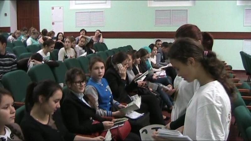 Кайбитский р-н РТ профагитация Воробьёва Е., Яковенко И.