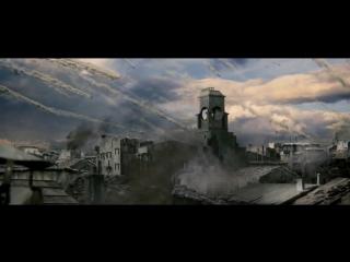 Атака титанов. Фильм первый: Жестокий мир (дублированный трейлер / премьера РФ: 27 августа 2015) 2015,фант.боевик,Япония,16+