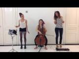 L.E.J (Lucie, Elisa et Juliette) отлично спели. Жутко вкусно)