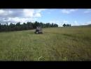 самодельный мини- трактор