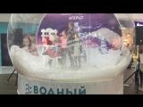 ТЦ Водный_снежный шар