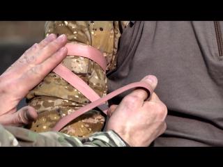 курс воина-КАК ПРАВИЛЬНО НАЛОЖИТЬ ЖГУТ И КРОВООСТАНАВЛИВАЮЩУЮ ПОВЯЗКУ