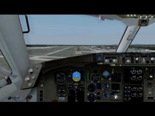 FSX | Boeing 767 Landing | Condor