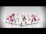 [MMD Five nights at Freddys 2] TOO MANY MANGLE MODELS (1)