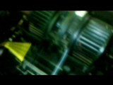 Снятия мотора печки Рено Сценик 3