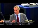 Найджел Фарадж: Евросоюз умирает у нас на глазах!
