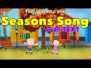 Under The Big Tall Chestnut Free Song 4 Seasons Song For Kids ELF Kids Videos
