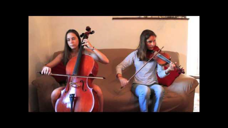 Eva Rivas, Matilde Benedusi - Yesterday (The Beatles cello and violin cover)