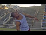 Basic UPPER Combo (Tutorial)  Freestyle Football  Soccer with Kerron Ford