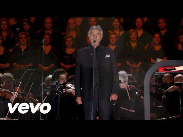 Andrea Bocelli - La Donna è Mobile (Риголетто Верди) - Live From Central Park, USA / 2011