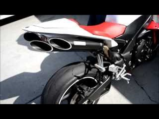 2009 Yamaha R1 with Toce Exhaust.