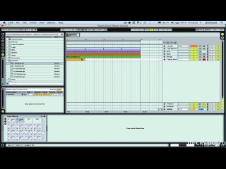 Ableton Live: How to make House. (part 1, in Russian)